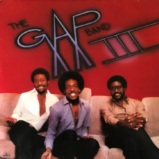Gap Band (The) ‎- The Gap Band III (LP) (G++/G-VG)